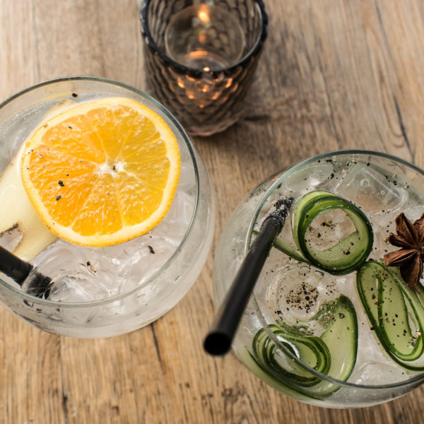 (Gin And T)hursday – All Gin & Tonics €7,50